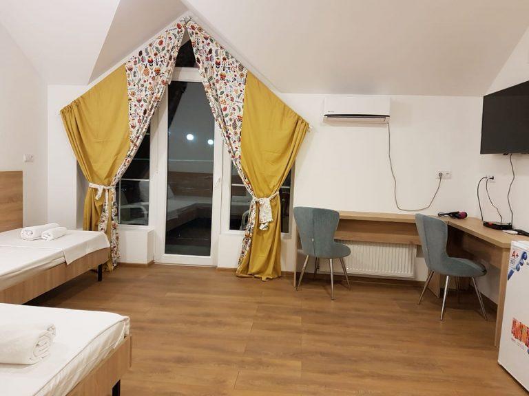 საოჯახო ნომერი სასტუმრო ლაგუნა ბაზალეთის ტბა